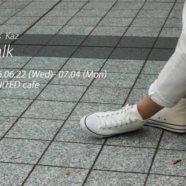 Hii X Kaz walk