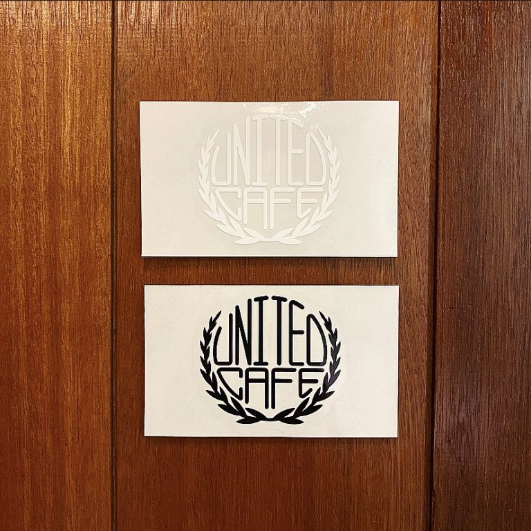 UNITEDcafe-sticker
